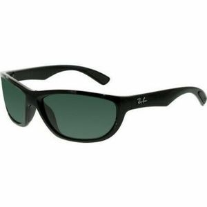 Ray-Ban Rectangular Sunglasses  With Green Lens